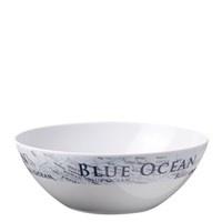Brunner Blue ocean salade schaal Ø 23,5cm