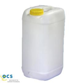 Killian Jerrycan 25 of 30 liter met schroefdop, afm. lxbxh 29x25,5x46,5cm. 8001.82.10 25