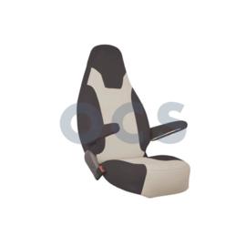 Via Mondo stoelhoezen Ducato X290 2015> grijs