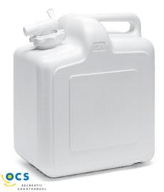 Curver jerrycan met kraan inhoud 10L of 17,5 liter