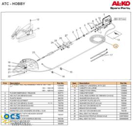 AL-KO ATC Onderdelen Aansluitprofiel ATC 692177