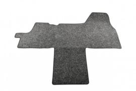 Antraciet naaldvilt tapijt voor Dethleffs Camper(alle modellen)
