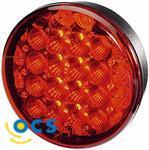 Hella Achter-Remlicht Rood LED