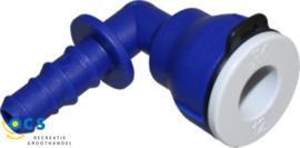 Hoek-tuleverbinding 12mm