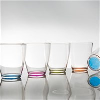 Brunner Tahiti glas 20cl set (4dlg)