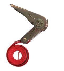 Weih-tec ratelsjorband voor motor- / fietsdragers
