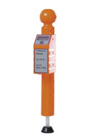 ATSensoTec digitale verticale weegschaal STB 150