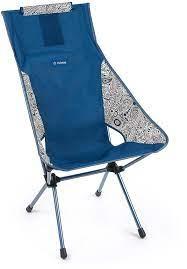 Helinox stoel Sunset Chair Blue Paisley
