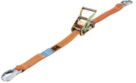 ROPE BRAIDER professionele ratelriem, tweedelig 7 m
