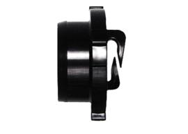 standaard Rechte bajonetsluiting voor 3 inch buis