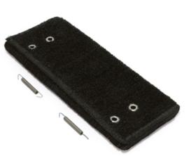 FIAMMA Clean-Step deurmat zwart