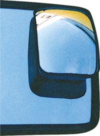 HABA dodehoekspiegel 62 x 94 x 27 mm, zelfklevend