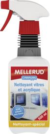 MELLERUD acryl- en glasreiniger 0,5 l Franse versie