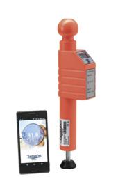 ATSensoTec digitale verticale weegschaal STB 150 B