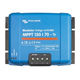 70A, Victron Blue Solar MPPT Solarladeregelaar 12V/24V/ 36V/48V