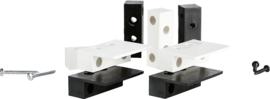 Thitronik- adapter voor het monteren van de radiomagnetische contacten