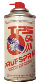 TGO Spray voor lekdetectie 125 ml