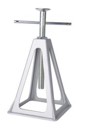 FIAMMA Aluminium schragen set van 4 (laadvermogen 2722 kg)