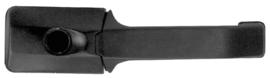 Safe-Tec extern slot, zwart