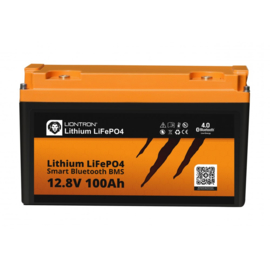 Liontron Lithium 100 ah LX Smart