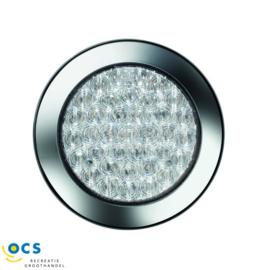 JokonKnipper-Rem-Achterlicht LED met chrome rand