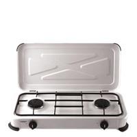 Gimeg kooktoestel 2-pits wit