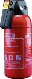 GLORIA P 2 GM brandblusser met manometer