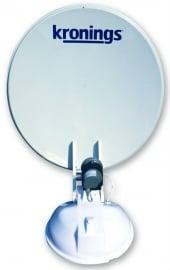 Vol automatische satelliet schotel - Kronings Ultra lichte satelliet schotel