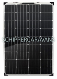 180W Semi-Flexible Solar panel