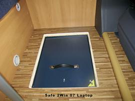 Mobil-Safe Standaard Safe Gr. 2 rechthoekig