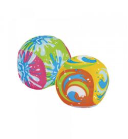 ballen - kleurrijke waterbommen 2 stuks