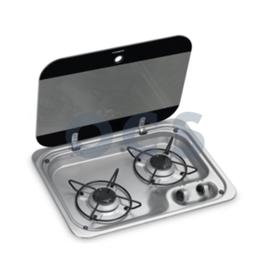 Dometic Kookplaat 2-Pits CE99-ZF nieuwste kookplaat