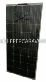 150W semi-flexibel zonnepaneel