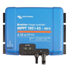 45A, Victron Blue Solar MPPT Solarladeregelaar 12V/24V/ 48V