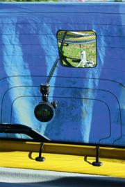 EMUK manoeuvreerspiegel Mobil Pro met hendel zuignaphouder