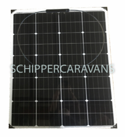 120W semi-flexibel zonnepaneel