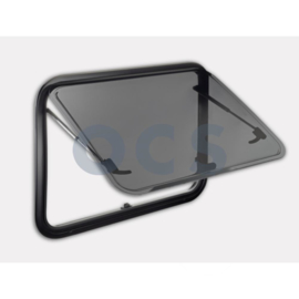 Dometic S7 Acrylglas centrale vergrendeling 130x60