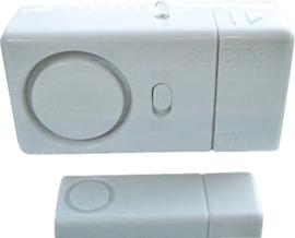 MILENCO alarmsysteem Slaapveilig Alarm 6 stuks