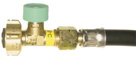 TRUMA HD GASSLANG MET SLANGBREUKVENTIEL G2 FR/CH SHELL 45CM