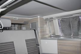 HINDERMANN thermische isolatiemat voor bestelwagens VW T5 / T6
