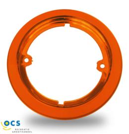 Jokon rond rood deco ring oranje