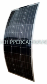 100W semi-flexibel zonnepaneel