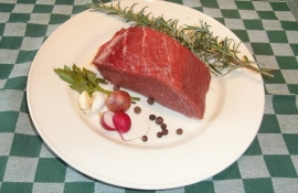 Braadvlees - 350 gram