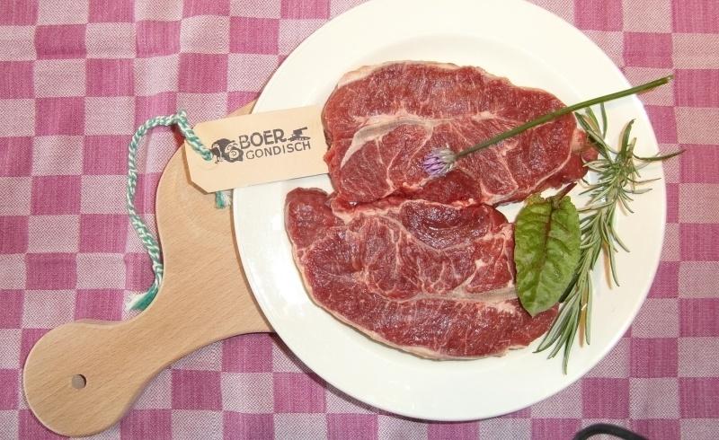 Sucade - 350 gram - vleesplank