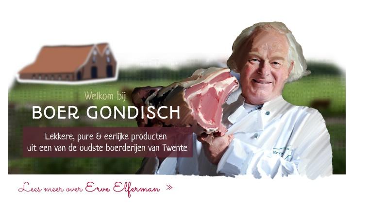 Boergondisch, lekkere pure en eerlijke producten uit Twente