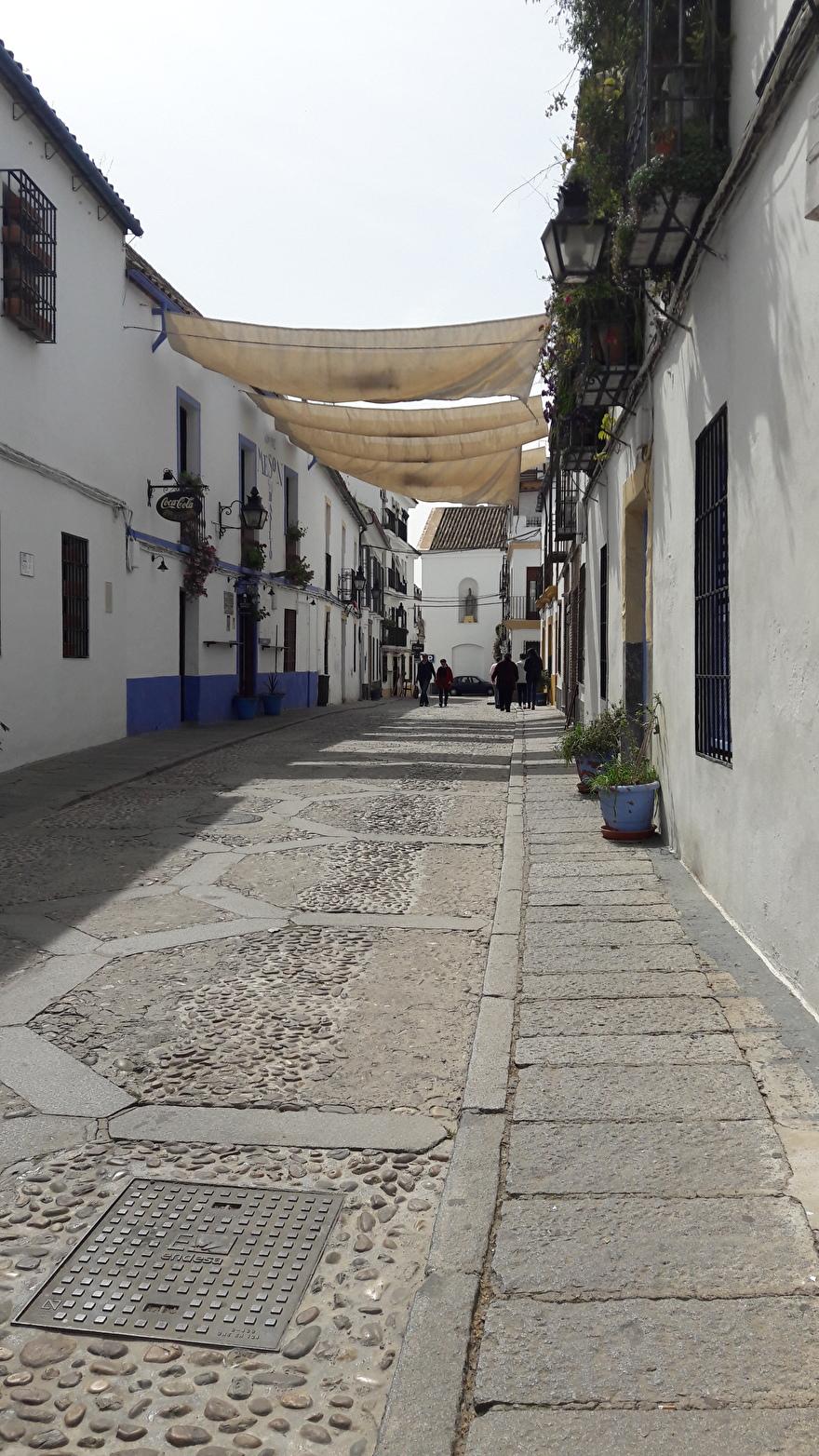 Andalusische straat