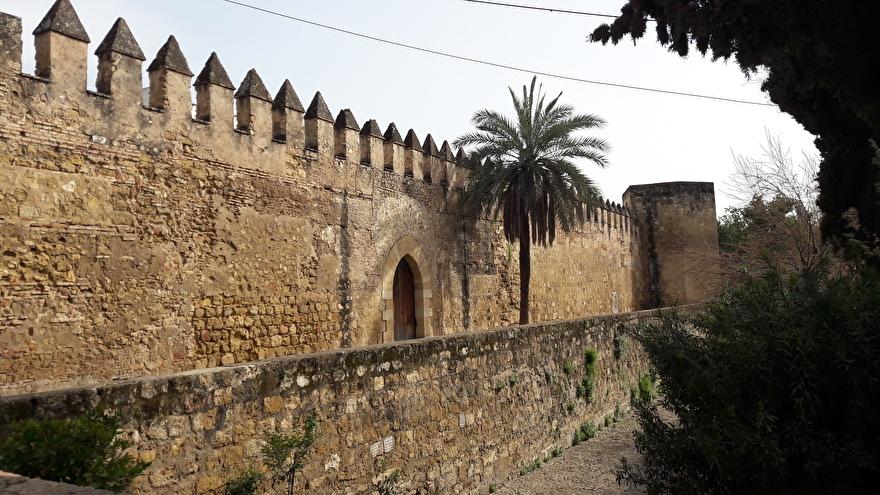 Andalusische muur