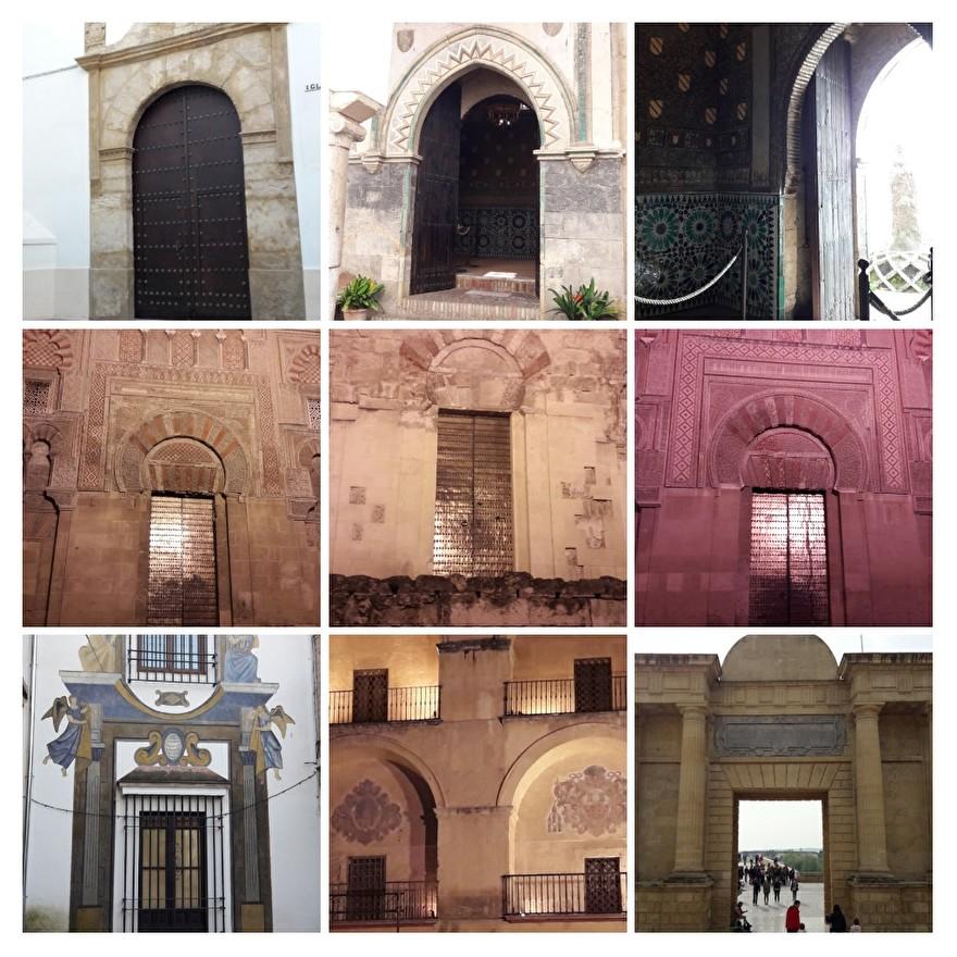 Andalusisch deuren