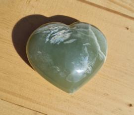 Groene Maansteen hart - no.11