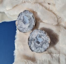 Chalcedoon - Geode - Mexico - no.01 - 4,7cm